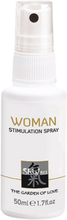 Shiatsu Stimulation Spray For Women