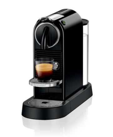 Nespresso Citiz Black
