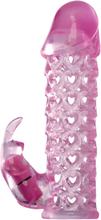 Fx Vibrating Couples Cage Pink