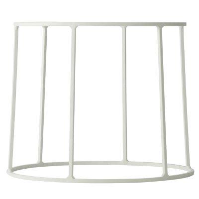 Wire Base stativ S, hvit