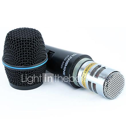 transhine PCM-5520 kondensaattorimikrofoni online karaoke