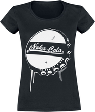 Fallout - Nuka Cola -T-skjorte - svart