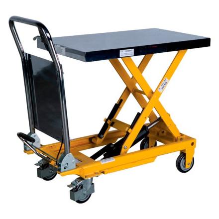 Løftebord mobil Fodpumpe 1000 kg