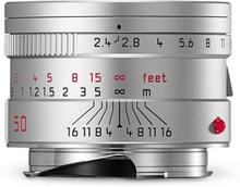 Leica Summarit-M 50 mm f/2,4 silver