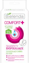 Bielenda Comfort+ Exfoliating Socks 1 pair