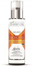 Bielenda Neuro Glicol + Vitamin C Exfoliating Night Face Serum 30 ml