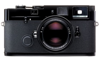 Leica MP 0.72, svart, kamerahus