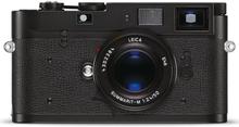 Leica M-A, svart