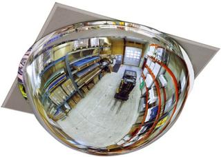 Spejlkuppel 360Gr Ø 620mm