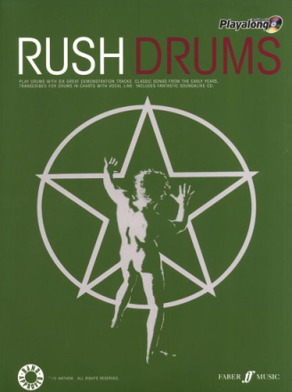 Authentic Playalong: Rush Drums