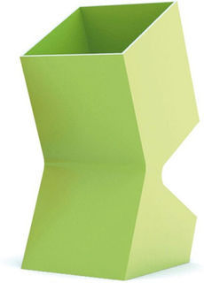 Affaldsbeholder Gap Grøn