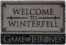 Welcome to Winterfell - Game of Trones Dørmatte 60x40 cm