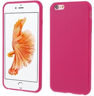 MERCURY GOOSPERY Style Lux Textured Soft TPU Case for iPhone 6s 6
