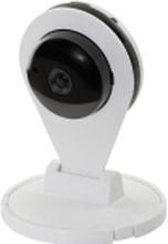 DIGITUS Plug&View OptiVision Pro DN-16047 - Netværksovervågningskamera - farve (Dag/nat) - 1 MP - 1280 x 720 - 720p - audio - trådløs - WiFi - H.264