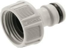 Gardena hanekobling til vandhane - 26,5mm - 3/4 - (18201-20)