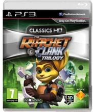 Ratchet Clank Trilogy: HD Collection /PlayStation 3