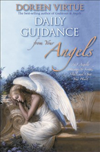 Daily guidance from your angels - 365 angelic messages to soothe, heal, and