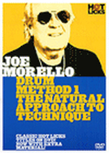 Joe Morello; Drum Method (Drum Method 1: The Natural Approach To Technique)