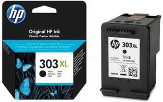 HP HP 303XL Blækpatron sort, 600 sider