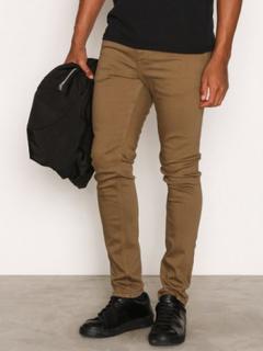 Tiger Of Sweden Jeans Evolve Jeans Jeans Brown