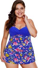 Flower Style Swimwear