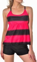 Striped Style Swimwear