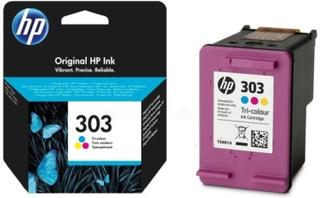 HP HP 303 Blækpatron 3-i-én farve, 165 sider