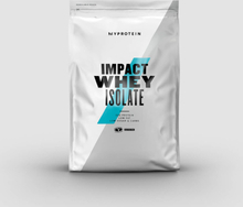 Impact Whey Isolate - 2.5kg - Milk Tea