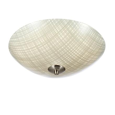 Cross 35 cm LED Plafond - Lampan