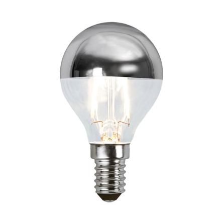 LED Krone Topreflektor Sølv 180Lm - Lampan