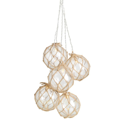 Klot 5 Dekoration - Lampan