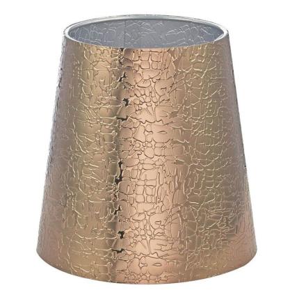 Skærm Metallic 17 cm Bronze/Sølv - Lampan