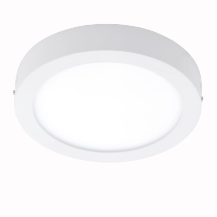 Fueva Hvid 22 cm LED Plafond - Lampan