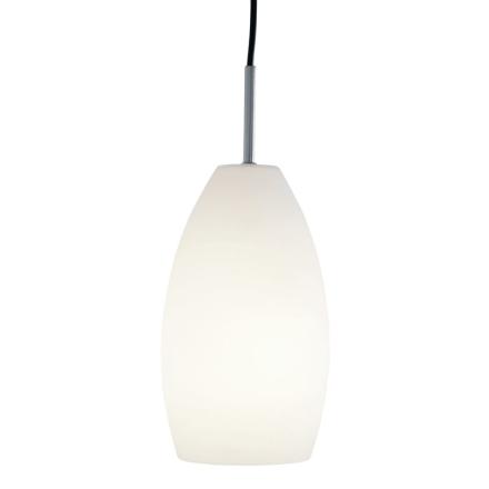 Granat Hvid Vinduespendel - Lampan