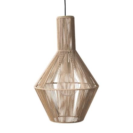 Spinn Natur Loftlampe - Lampan