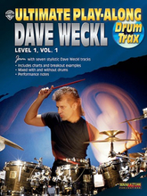 Dave Weckl: Ultimate Play along, vol 1