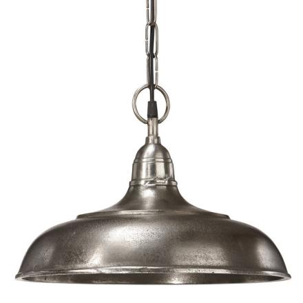 Philadelphia Råsølv 35 cm Loftlampe - Lampan