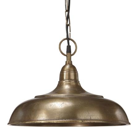 Philadelphia Rå messing 35 cm Loftlampe - Lampan