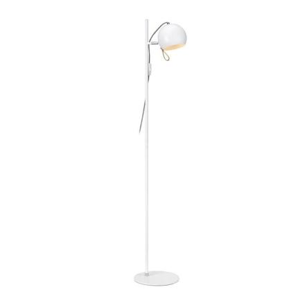 Ball Hvid Gulvlampe - Lampan