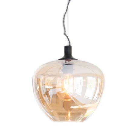 Bellissimo Amber 28Cm Loftlampe - Lampan