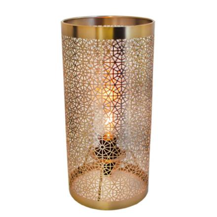 Hermine Messing Bordlampe - Lampan