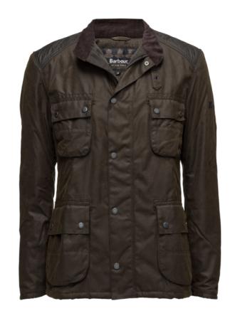 B.Intl Weir Wax Jacket