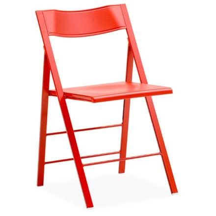 Stol Mini 3437 PP SH440mm Rød Rød