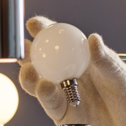 Snowball LED 1W E14 - Lampan