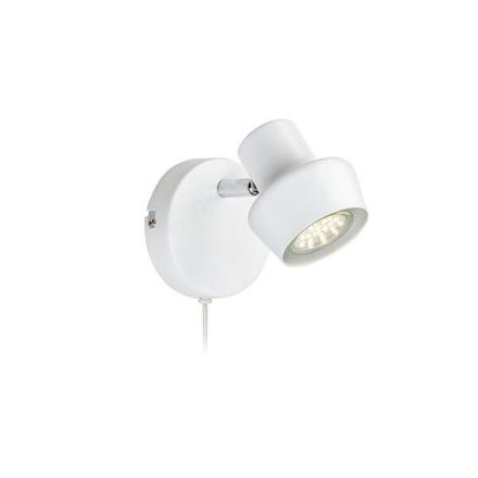 Urn Hvid Sengelampe - Lampan