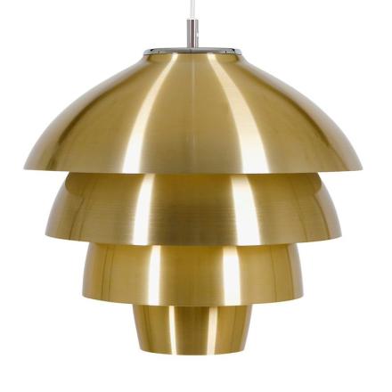 Valencia Messing 42 cm Loftlampe - Lampan