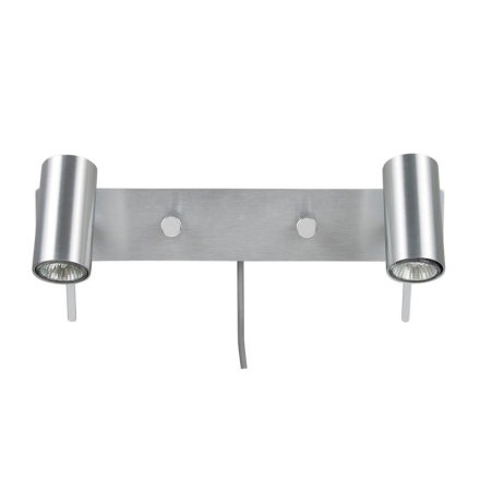 Cato Alu 2x35W Sengelampe - Lampan
