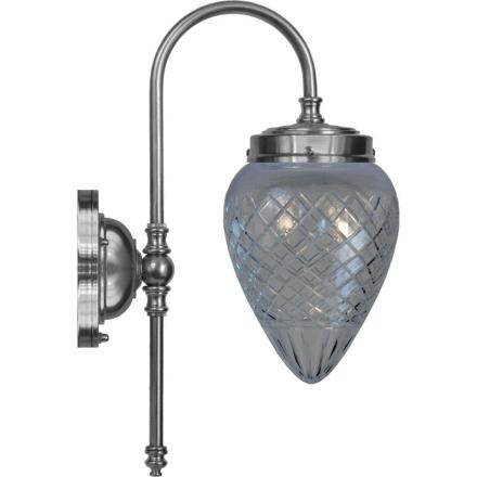 Blomberg Nikkel Væg Ip24 - Lampan