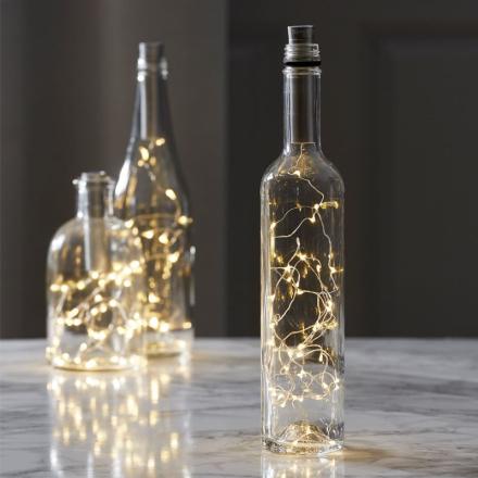 Dew Drop LED 200Cm Dekorationskæde - Lampan