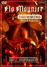 Flo Mounier: Extreme metal drumming 101